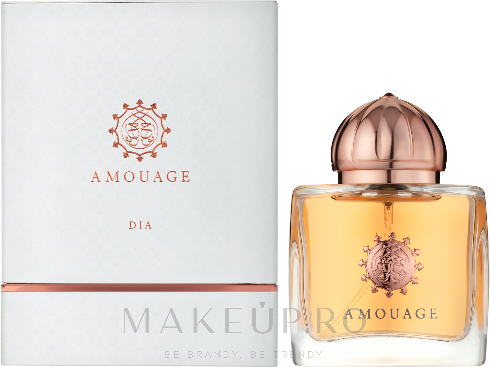 Amouage Dia pour Femme - Apă de parfum — Imagine 50 ml