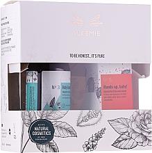Parfumuri și produse cosmetice Set - Alkemie (f/gel/250ml + h/cr/50ml)