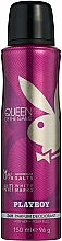 Parfumuri și produse cosmetice Playboy Queen of the Game - Deodorant spray