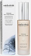 Parfumuri și produse cosmetice Cremă anti-îmbătrânire de față - Estelle & Thild Super BioActive Firming Anti-Age Cream