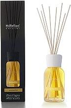 """Parfumuri și produse cosmetice Difuzor aromatic """"Grapefruit"""" - Millefiori Milano Natural Pompelmo"""