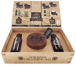 Parfumuri și produse cosmetice Dear Barber Collection V Style & Go Pomade - Set (shmp/50ml + pomade/100ml + edt/30ml)