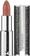 Ruj de buze - Givenchy Le Rouge Intense Color Sensuously Mat Lipstick — Imagine N3
