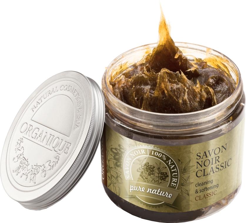 Săpun natural de olive - Organique Savon Noir Cleaning&Softening  — Imagine N2