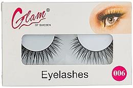 Parfumuri și produse cosmetice Gene false, №006 - Glam Of Sweden Eyelashes