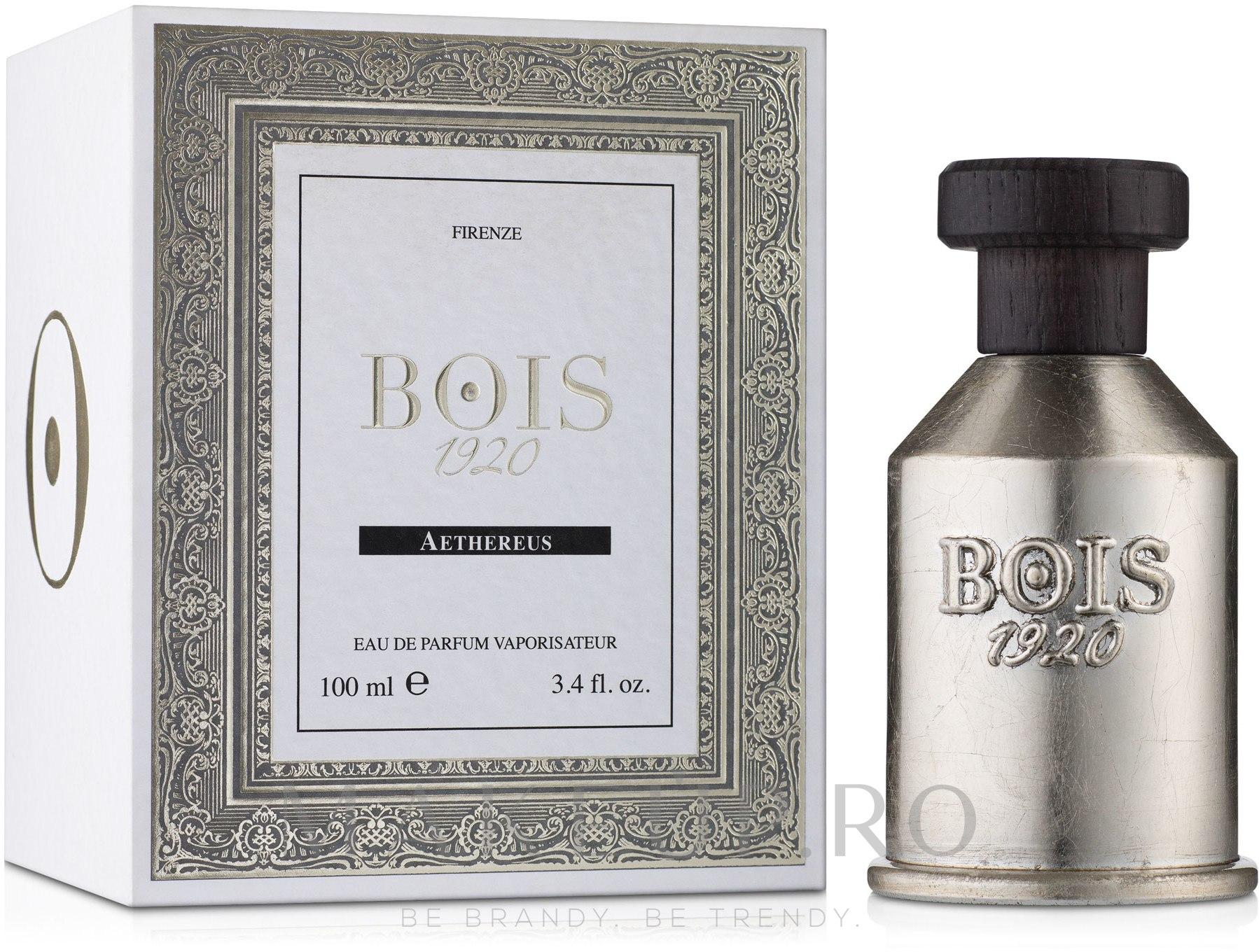 Bois 1920 Aethereus - Apă de parfum — Imagine 100 ml