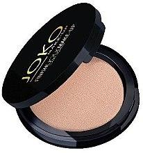 Parfumuri și produse cosmetice Pudră compactă - Joko Finish Your Make Up Compact Powder