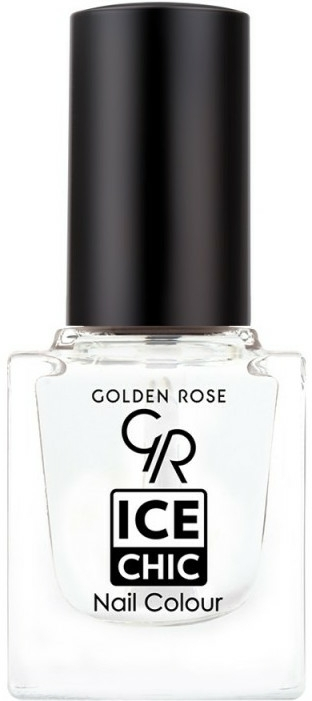 Lac de unghii - Golden Rose Ice Chic Nail Colour
