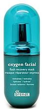 Parfumuri și produse cosmetice Mască oxigenată pentru față - Dr. Brandt House Calls Oxygen Facial Mask
