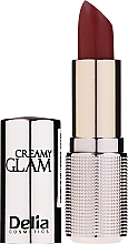 Parfumuri și produse cosmetice Ruj de buze - Delia Creamy Glam