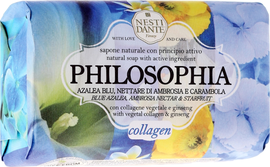 Săpun cu colagen - Nesti Dante Philosophia Soap
