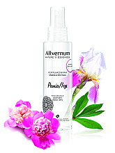 """Parfumuri și produse cosmetice Spray parfumat pentru corp """"Bujor și Iris"""" - Allvernum Allverne Nature's Essences Body Mist"""