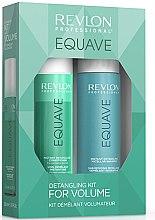 Parfumuri și produse cosmetice Set - Revlon Professional Equave Volume Detangling (shm/250ml + cond/200ml)
