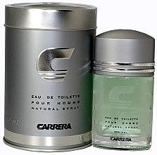 Parfumuri și produse cosmetice Carrera Carrera Pour Homme - Apă de toaletă