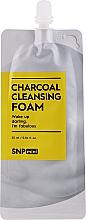 Parfumuri și produse cosmetice Spumă de curățare cu cărbune - SNP Mini Carcoal Cleansing Foam (mini)