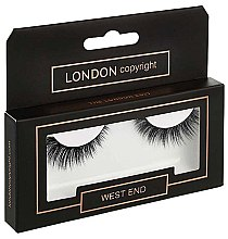 Parfumuri și produse cosmetice Gene false - London Copyright Eyelashes West End