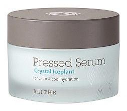 Parfumuri și produse cosmetice Ser facial - Blithe Crystal Iceplant Pressed Serum