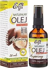 Parfumuri și produse cosmetice Ulei natural de argan - Etja Natural Argan Oil