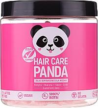 Parfumuri și produse cosmetice Suplimente nutritive pentru păr - Noble Health Travel Hair Care Panda
