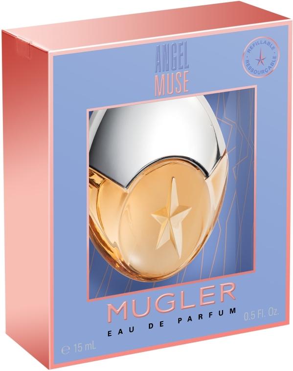 Mugler Angel Muse Refillable Window Box - Apă de parfum