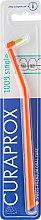 """Periuță de dinți """"Single CS 1009"""", orange - Curaprox — Imagine N1"""