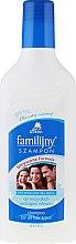Parfumuri și produse cosmetice Șampon pentru toate tipurile de păr - Pollena Savona Familijny Shampoo White