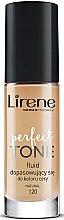 Parfumuri și produse cosmetice Fluid tonal - Lirene Perfect Tone Fluid