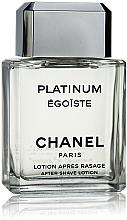 Chanel Egoiste Platinum - Loțiune după ras — Imagine N2