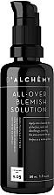 Parfumuri și produse cosmetice Cremă pentru ten combinat și gras - D'alchemy All Over Blemish Solution