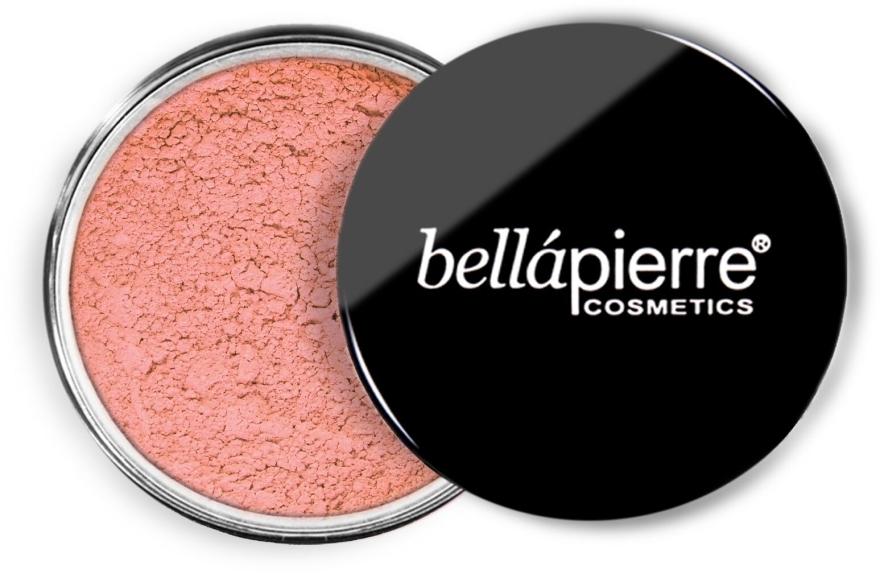 Fard de obraz pe bază de minerale - Bellapierre Mineral Blush — Imagine N1