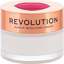 """Parfumuri și produse cosmetice Balsam-mască pentru buze """"Cocos"""" - Makeup Revolution Kiss Lip Balm Cravin Coconuts"""