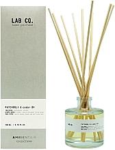 Parfumuri și produse cosmetice Difuzor de aromă - Ambientair Lab Co. Patchouli & Cedar