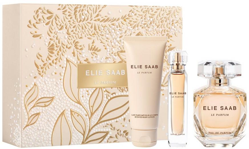 Elie Saab Le Parfum - Set (edp/90ml + edp/10ml + b/lot/75ml) — Imagine N1