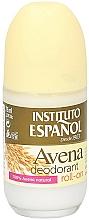 Parfumuri și produse cosmetice Deodorant roll-on - Instituto Espanol Avena Deodorant Roll-on