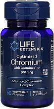 "Parfumuri și produse cosmetice Supliment alimentar ""Crom"" - Life Extension Chromium"