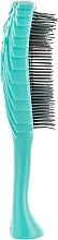 Perie de păr, mentă - Tangle Angel Essentials Aqua Mint — Imagine N4