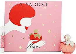 Nina Ricci Nina - Set (edt/50ml + lipstick/2.5g) — Imagine N1