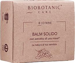 Parfumuri și produse cosmetice Balsam de păr - BioBotanic Biowine Balm