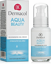 Parfumuri și produse cosmetice Cremă-gel hidratantă - Dermacol Aqua Beauty
