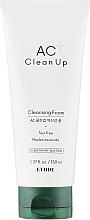 Parfumuri și produse cosmetice Spumă de curățare - Etude House Ac Clean Up Cleansing Foam Tea Tree Madecassoside
