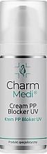 Parfumuri și produse cosmetice Cremă de protecție solară pentru față - Charmine Rose Charm Medi Cream PP UV Blocker