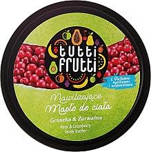 Parfumuri și produse cosmetice Unt de corp - Farmona Tutti Frutti Pear Body Butter