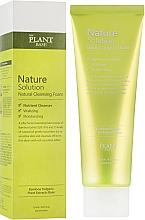 Parfumuri și produse cosmetice Spumă de curățare cu extract de bambus - The Plant Base Nature Solution Natural Cleansing Foam