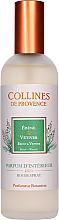 """Parfumuri și produse cosmetice Aromă pentru casă """"Ebenholz & Vetiver"""" - Collines de Provence Ebenholz & Vetiver"""