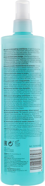 Balsam de păr - Revlon Professional Equave Nutritive Detangling Conditioner — Imagine N8