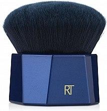 Parfumuri și produse cosmetice Pensulă kabuki pentru machiaj - Real Techniques PowderBleu Plush Kabuki Soft Brush