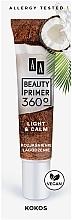Parfumuri și produse cosmetice Bază de machiaj - AA Beauty Primer 360° Coconut