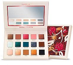 Parfumuri și produse cosmetice Paletă farduri de ochi - Nabla Secret Palette