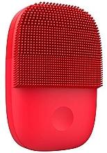 Parfumuri și produse cosmetice Aparat pentru curățarea cu ultrasunete a feței - Xiaomi inFace 2 Red