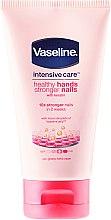 Parfumuri și produse cosmetice Cremă pentru mâini și unghii - Vaseline Intensive Care Healthy Hands & Nails Keratin Cream